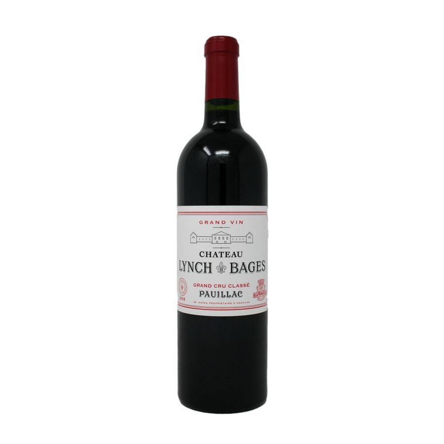 赤ワイン 2010 シャトー・ランシュ・バージュ 格付け第5級 ポイヤック村