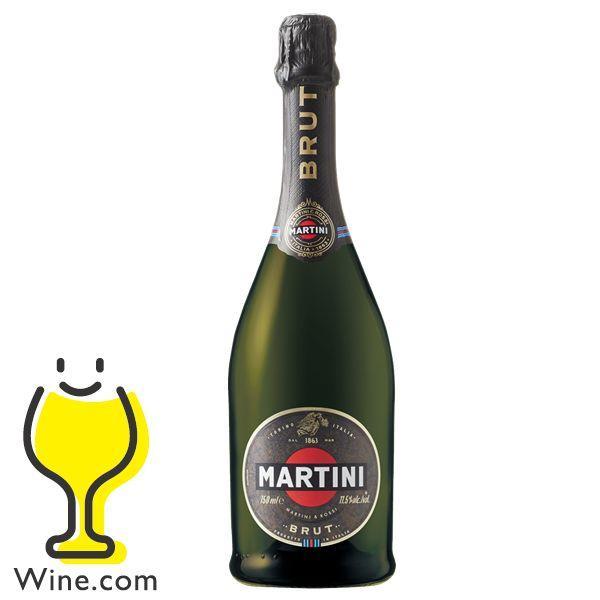 ワイン wine スパークリングワイン マルティーニ ブリュット 750ml 辛口 sparkling wine 『HSH』 wine-com