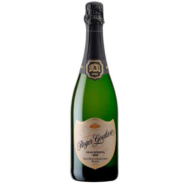 辛口 スパークリングワイン 限定 ロジャーグラート カバ グラン・レゼルバ 2008 白 750ml wine-com 02