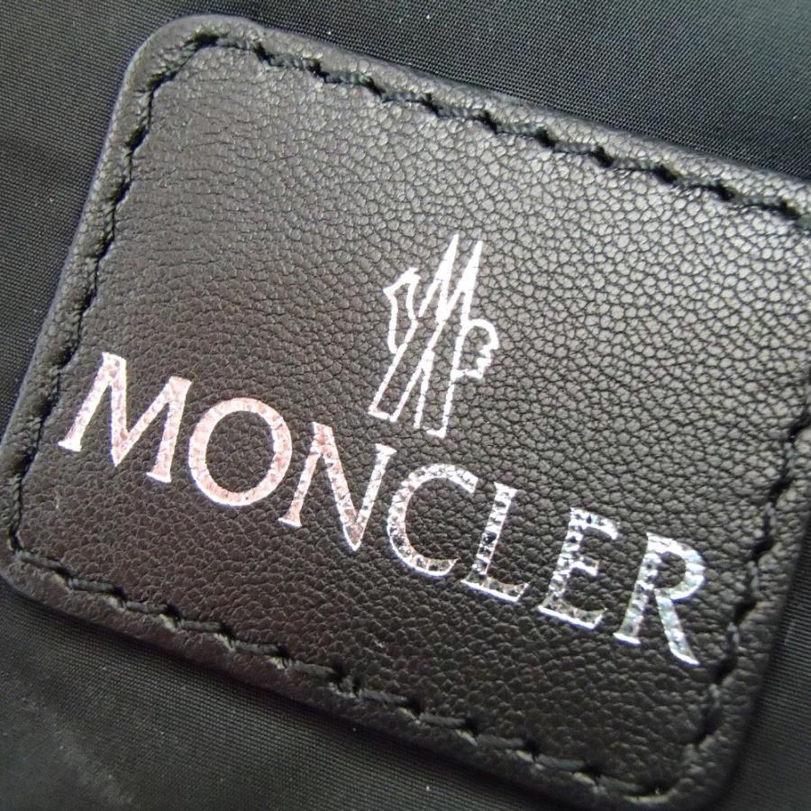 美品 MONCLER モンクレール 0065900 54155 KILIA MM キリアエムエム ナイロンリュック・デイパック ユニセックス ブラック|wine-king|08