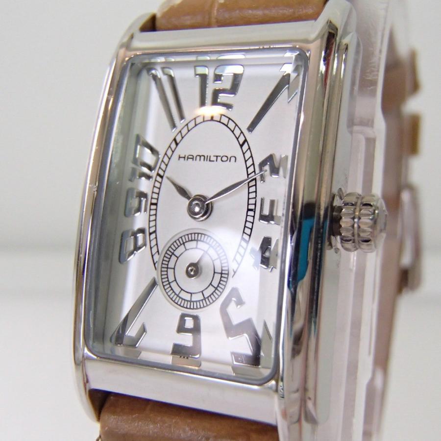 HAMILTONハミルトン H112110 アードモア クオーツ腕時計 wine-king 02