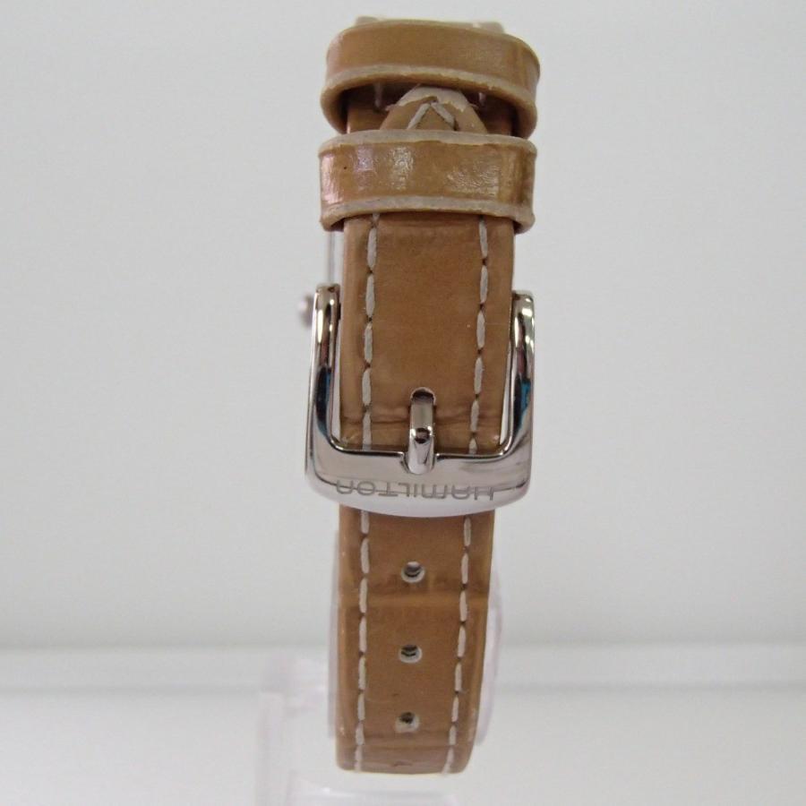 HAMILTONハミルトン H112110 アードモア クオーツ腕時計 wine-king 05