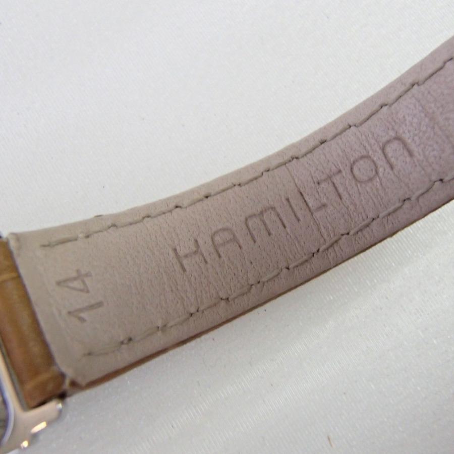 HAMILTONハミルトン H112110 アードモア クオーツ腕時計 wine-king 07