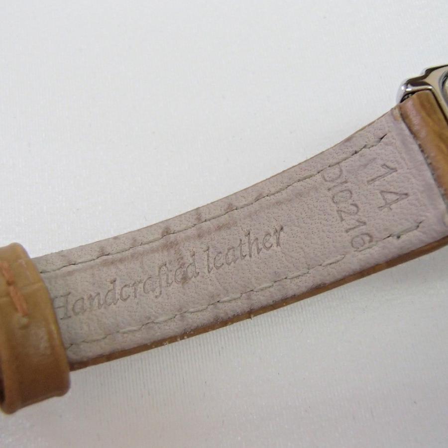 HAMILTONハミルトン H112110 アードモア クオーツ腕時計 wine-king 08