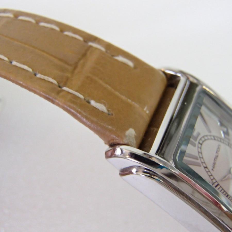 HAMILTONハミルトン H112110 アードモア クオーツ腕時計 wine-king 09