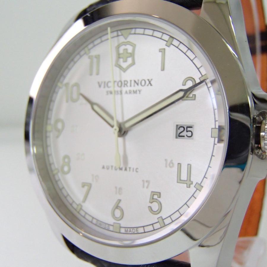 VICTORINOXビクトリノックス 241566 SWISS ARMY Infantryインファントリー 自動巻き腕時計|wine-king|02