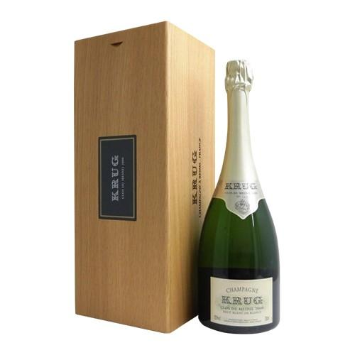 クリュッグ クロ デュ メニル 2000 750ml 木箱入 並行品 限定品 シャンパン シャンパーニュ