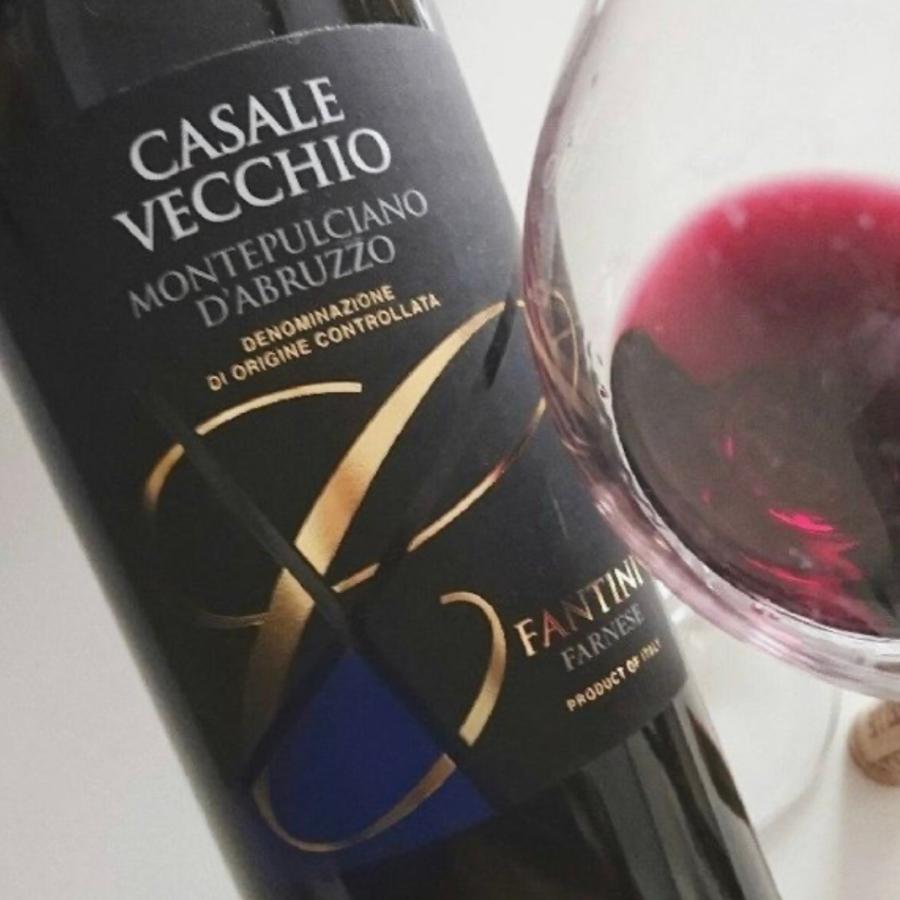 カサーレ ヴェッキオ モンテプルチャーノ ダブルッツォ イタリア アブルッツォ州 フルボディ  赤ワイン|wine-yandm|04