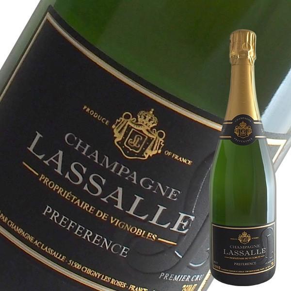 ラサール キュヴェ・プレフェランス シャンパン