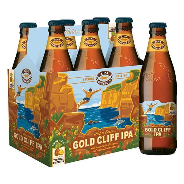 コナビール ゴールドクリフIPA 瓶355mlx24本 ハワイアンビール|winecellarescargot|03