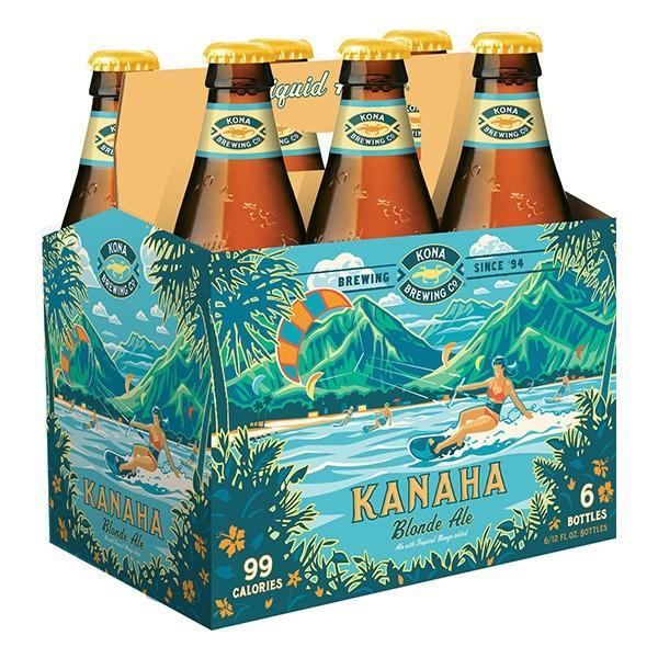 コナビール カナハ ブロンドエール 瓶355mlx12本 ハワイアンビール winecellarescargot 03