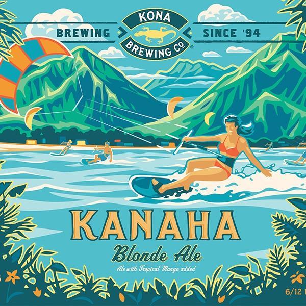 コナビール カナハ ブロンドエール 瓶355mlx12本 ハワイアンビール winecellarescargot 04