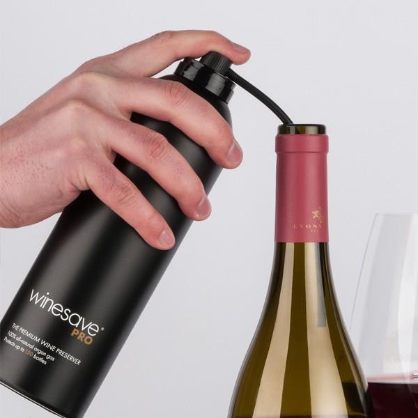 アルゴン ワインセーブ プロ ワイン酸化防止用ガス|winecellarescargot|02