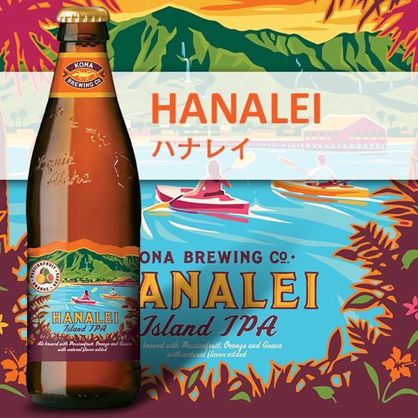 (送料無料)ハワイアンビール12本セット(C) ハワイNo1クラフトビール コナビール限定品含む4種飲み比べ ゴールド クリフ IPA入り|winecellarescargot|03