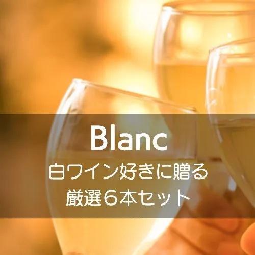 白好きに贈る厳選激旨白6本セット【ワインセット】 wineholic