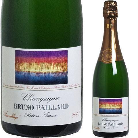 (BOXなし) ブルーノ・パイヤール ブリュット・アッサンブラージュ 2008 ワイン ギフト プレゼント 贈り物 お祝い お酒