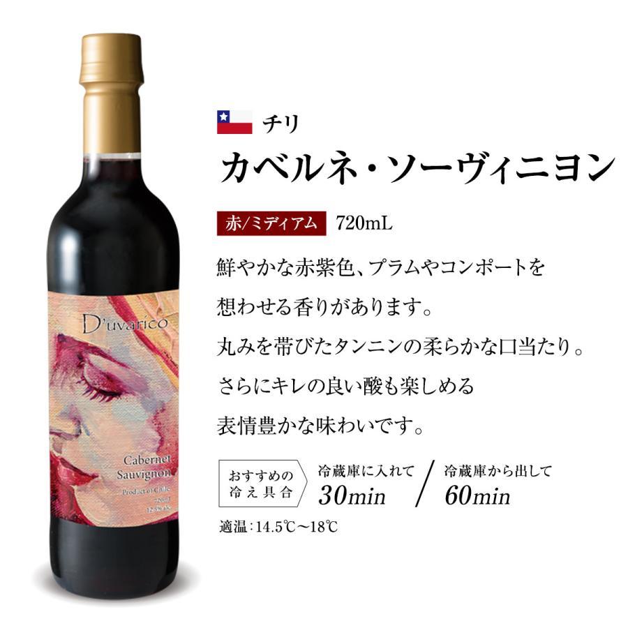 送料無料 デュヴァリコ ワイン アソート 6本セット ペットボトル ワインセット|winenet|02