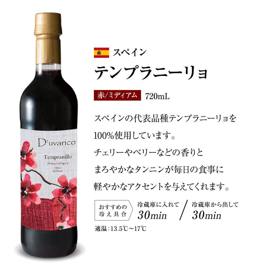 送料無料 デュヴァリコ ワイン アソート 6本セット ペットボトル ワインセット|winenet|03