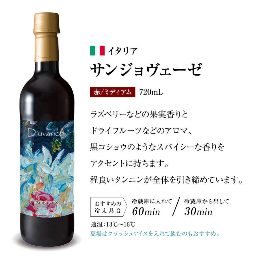 送料無料 デュヴァリコ ワイン アソート 6本セット ペットボトル ワインセット|winenet|04