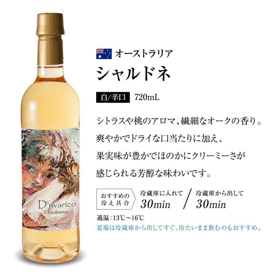送料無料 デュヴァリコ ワイン アソート 6本セット ペットボトル ワインセット|winenet|05