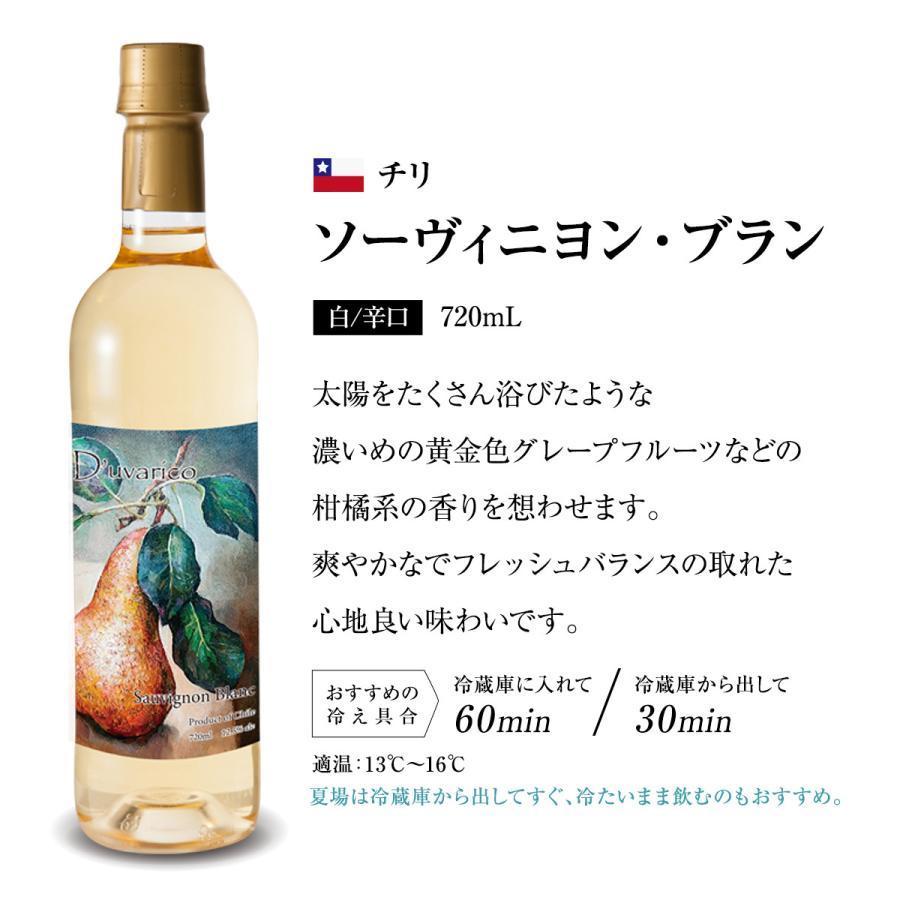 送料無料 デュヴァリコ ワイン アソート 6本セット ペットボトル ワインセット|winenet|06