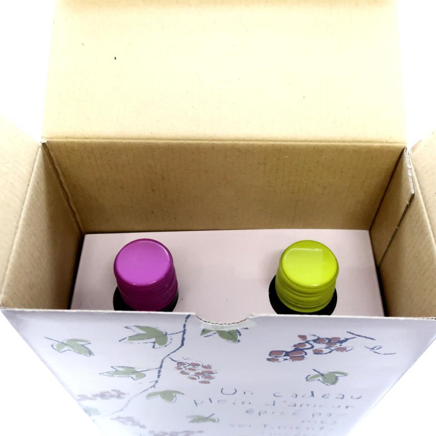 ギフト 赤ワイン 白ワイン 2本セット フランス  プレゼント おすすめ 送料無料 wineplaza-yunoki 07