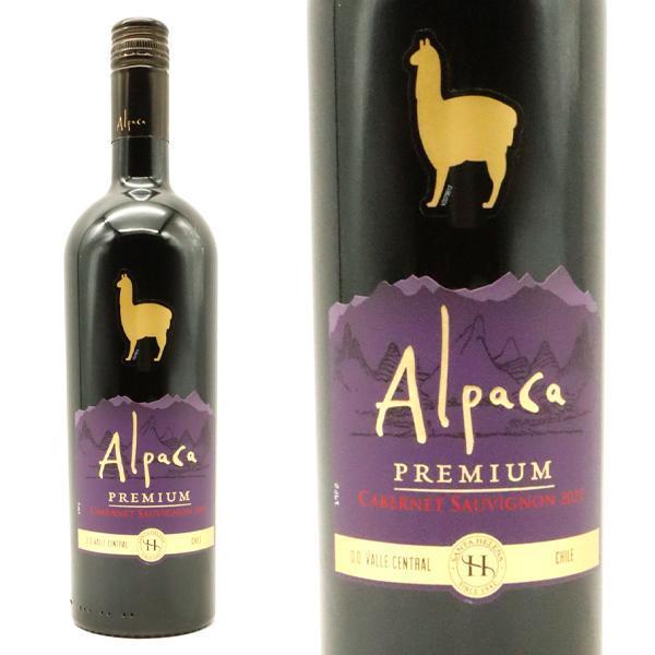 サンタ ヘレナ アルパカ プレミアム カベルネ ソーヴィニヨン 2020年 750ml チリ 赤ワイン|wineuki2