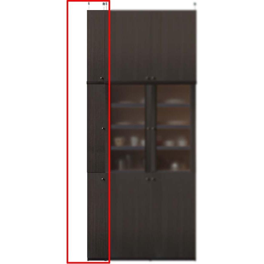 突っ張り式食品保管棚 キッチン収納 高さ250·259cm幅15·24cm奥行40cm厚棚板(棚板厚2.5cm)