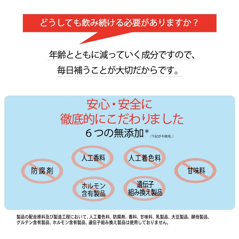 グルコサミン&コンドロイチン+キャッツクロー  お買得3本セット サメ軟骨成分配合6つのバランス栄養 AMAZONで売れています!!!!|winnowstore|06