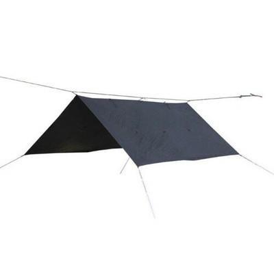 (Bush Craft)ブッシュクラフト ORIGAMI TARP 3*3 ブラックステッチ 300×290cm 02-06-tent-0010