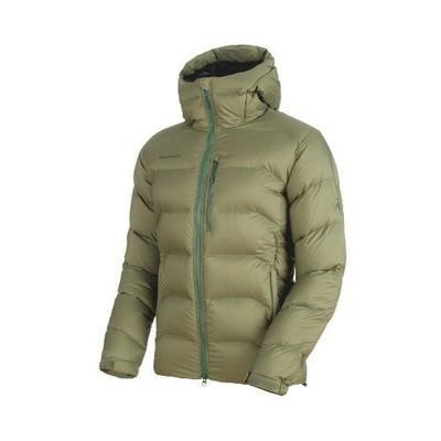 (MAMMUT)マムート Xeron IN Hooded Jacket Men (clover) M