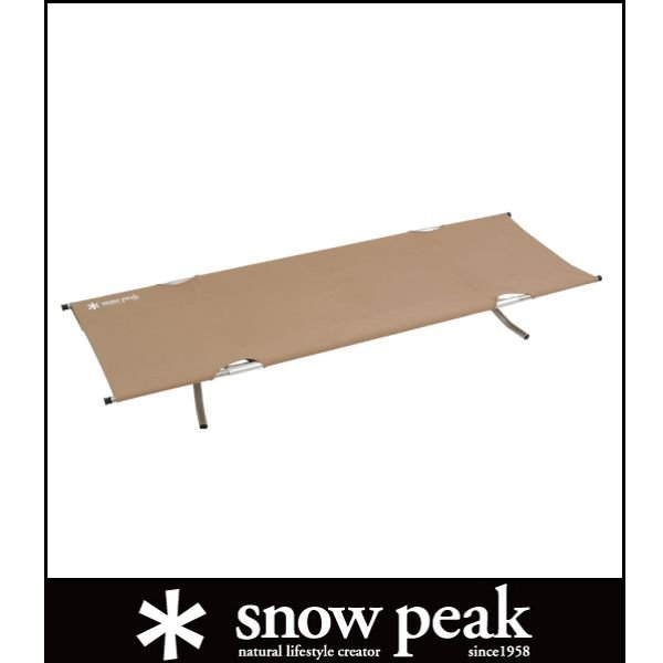 スノーピーク スノーピークコット ハイテンション BD-030 (snow peak)