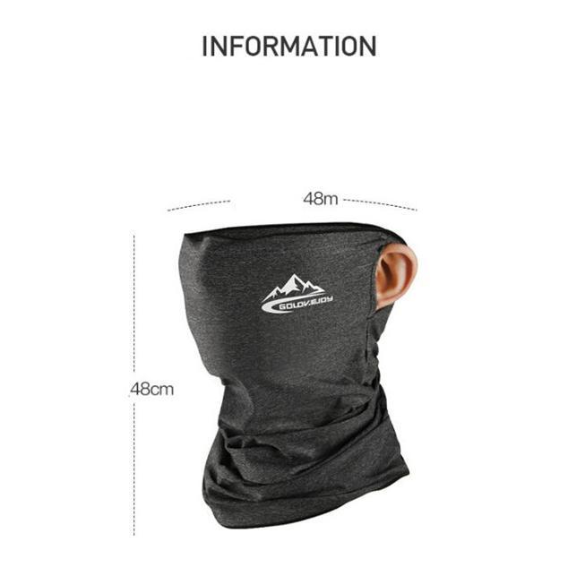 フェイスマスク 夏用 送料無料 フェイスカバー UV マスク スポーツ 冷感 男女兼用 日焼け 耳掛け バイク ランニング 飛沫 通気性 紫外線対策|winterfall|04