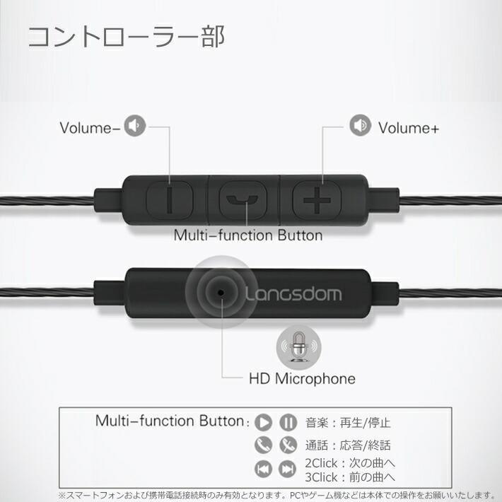 最新 2×2 デュアルスピーカー 有線イヤホンマイク  TYPE-C iPhone iPad XPERIA GALAXY AQUOS Huawei OPPO タブレット ガラケー 携帯電話 車 テレワーク SE|wireless|13