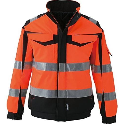 CO-COS コーコス 高視認性安全防水防寒ジャケット 秋冬用 CS-2420 12 オレンジ M