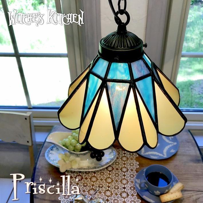 ペンダントライト 照明 おしゃれ Priscilla・プリシラ LED対応 クラシック ランプ