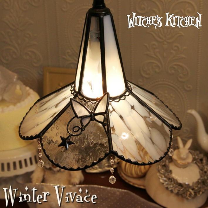 ペンダントライト 照明 おしゃれ Winter Winter Vivace・ウィンター・ヴィヴァーチェ LED対応 蝶 ランプ