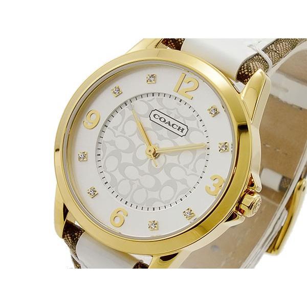 人気沸騰ブラドン コーチ COACH クラシック シグネチャー レディース 腕時計 14501618, 若者の大愛商品 bf4d6410