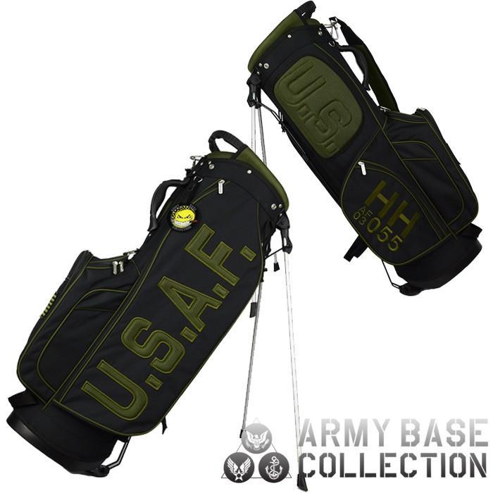 超可爱 アーミーベースコレクション 9インチ ABC-027SB ARMY Stealth Black スタンドバッグ 9インチ ブラック ARMY BASE BASE COLLECTIO, サクセサリーストア:96a54164 --- airmodconsu.dominiotemporario.com