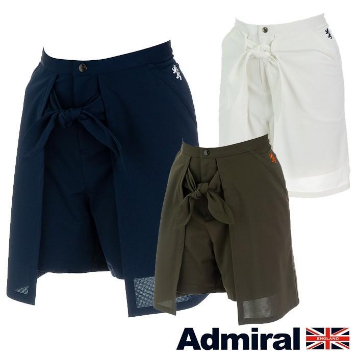 アドミラル 2019 admiral ADLA956 ラップ付 キュロット Women's