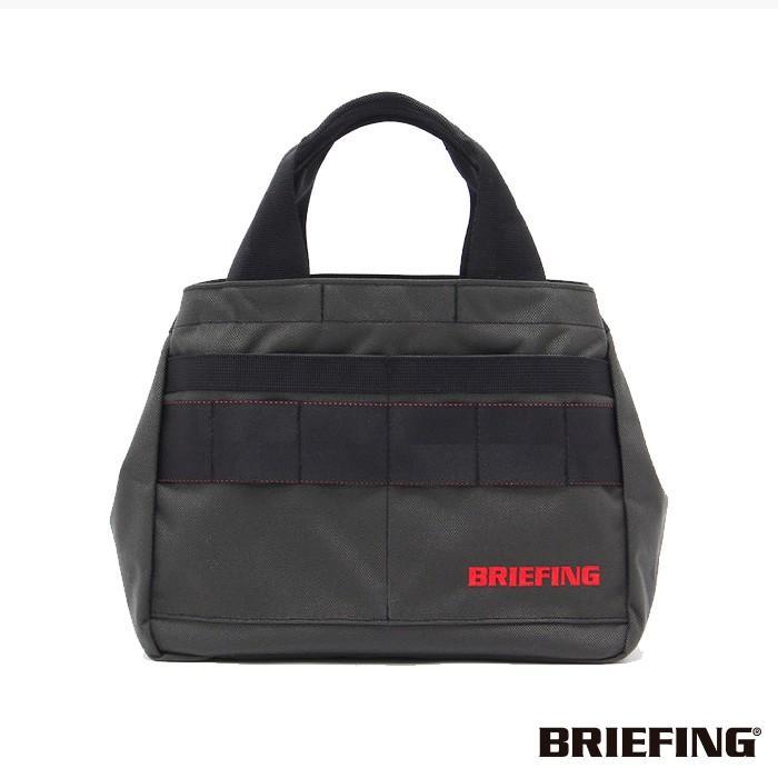 ブリーフィング ゴルフ BRIEFING GOLF BG1732402 B SERIES CART TOTE ラウンドバッグ ガンメタリック(011)