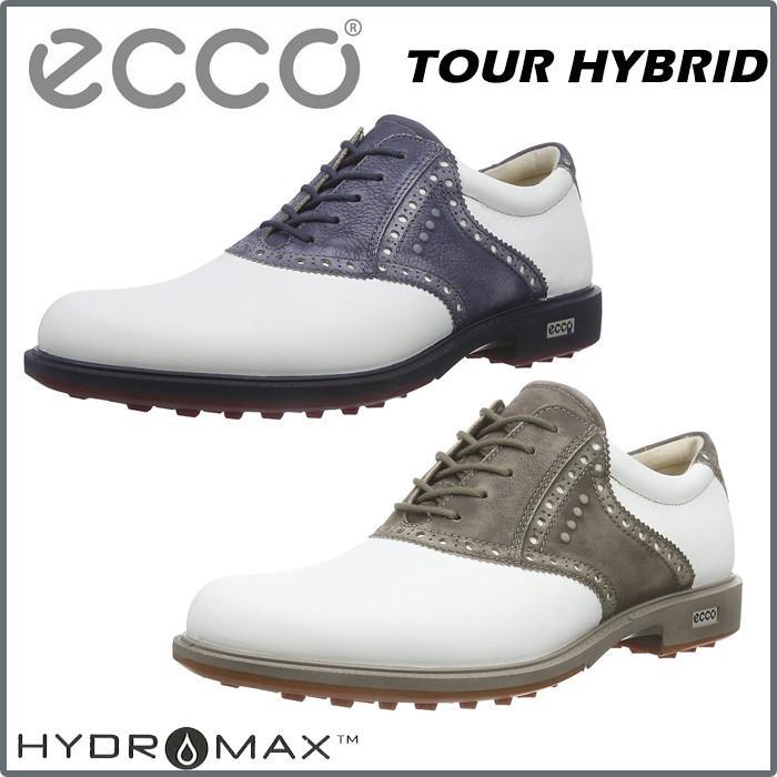 エコー ecco ツアー ハイブリッドシューズ #141614 TOUR HYBRID スパイクレス