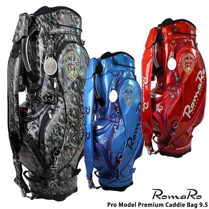 ロマロ ROMARO 2019 PRO MODEL PREMIUM CADDIE BAG 9.5インチ キャディバッグ