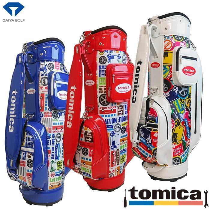 トミカ tomica キャディバッグ4105 9インチ ダイヤゴルフ CB-4105 DAIYA GOLF