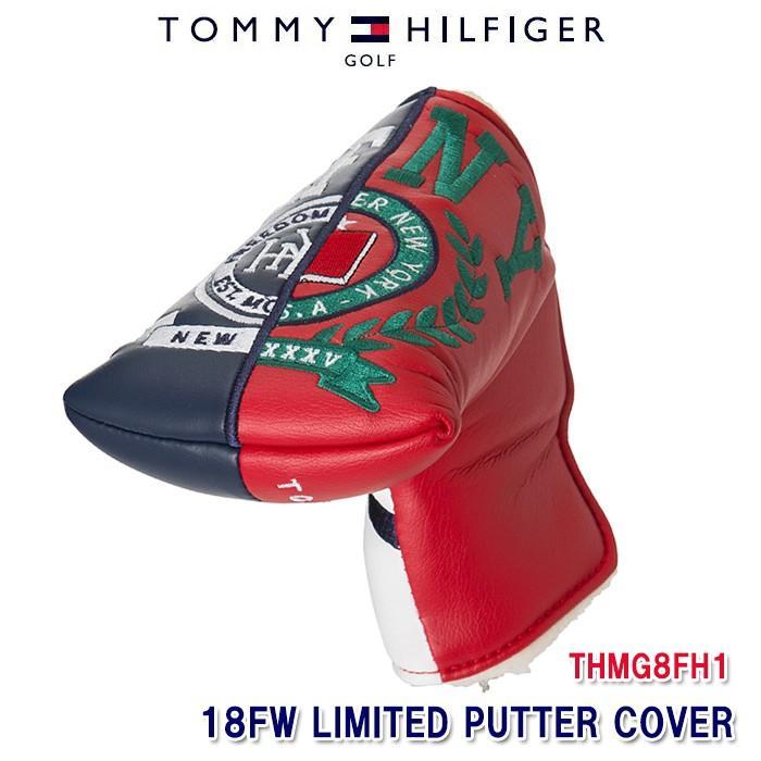 トミーヒルフィガー TOMMY HILFIGER THMG8FH1 リミテッド パターカバー ピン型用