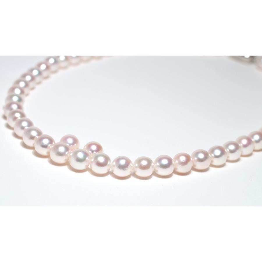 パールネックレス あこや真珠8-8.5ネックレスと8.2mm2点セット冠婚葬祭 成人式 wizem 03