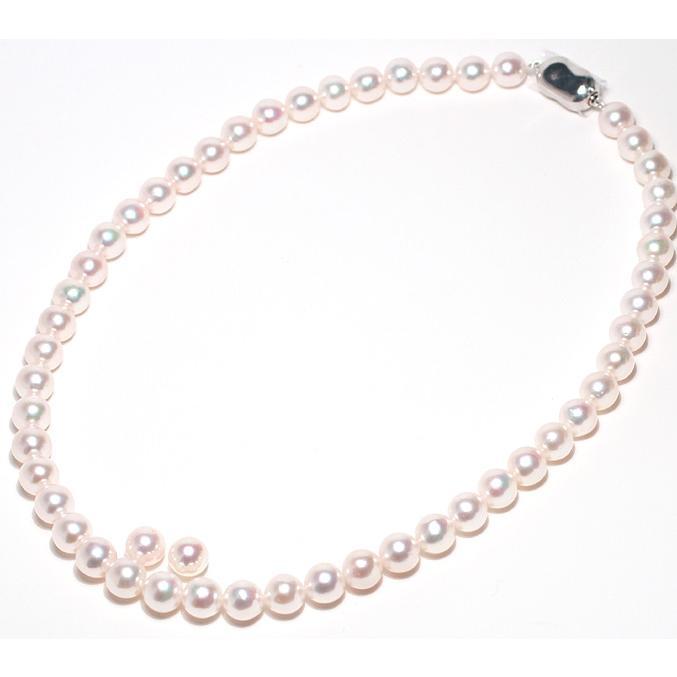 パールネックレス あこや真珠8-8.5ネックレスと8.2mm2点セット冠婚葬祭 成人式 wizem 04