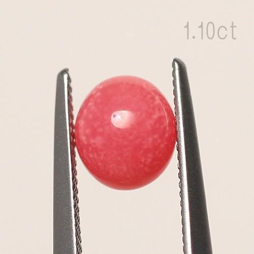 コンクパール1.100ctルース高品質鑑別書付約6.1mm×5.4mm×4.5mm希少な天然真珠|wizem|02