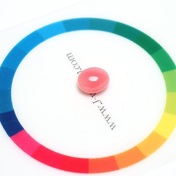 コンクパールルース2.551ct約8.2mm×6.9mm×5.7mm火炎模様美しいピンク色 中央宝石研究所の鑑別書付属 希少な天然真珠 wizem 03