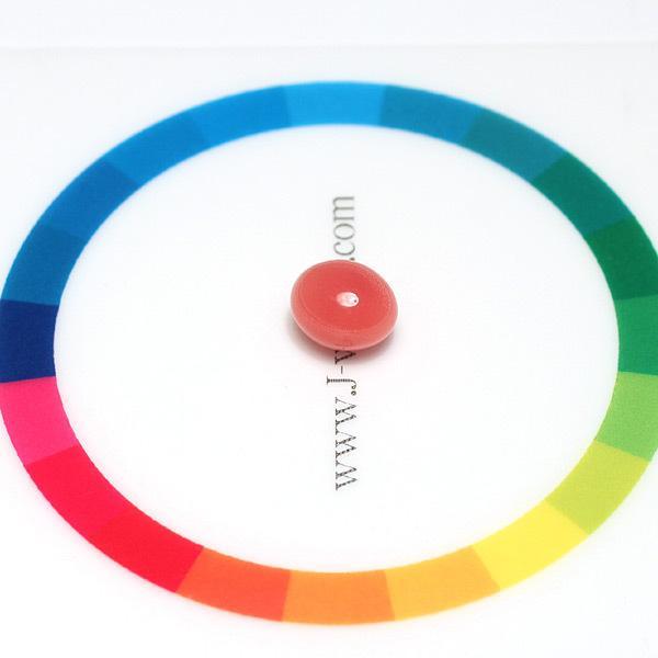 コンクパールルース2.197ct約7.7mm×6.5mm×5.7mmオレンジ色を帯びたピンク色火炎模様 ソーティング/鑑別機関が発行する簡易鑑別付 天然真珠|wizem|06